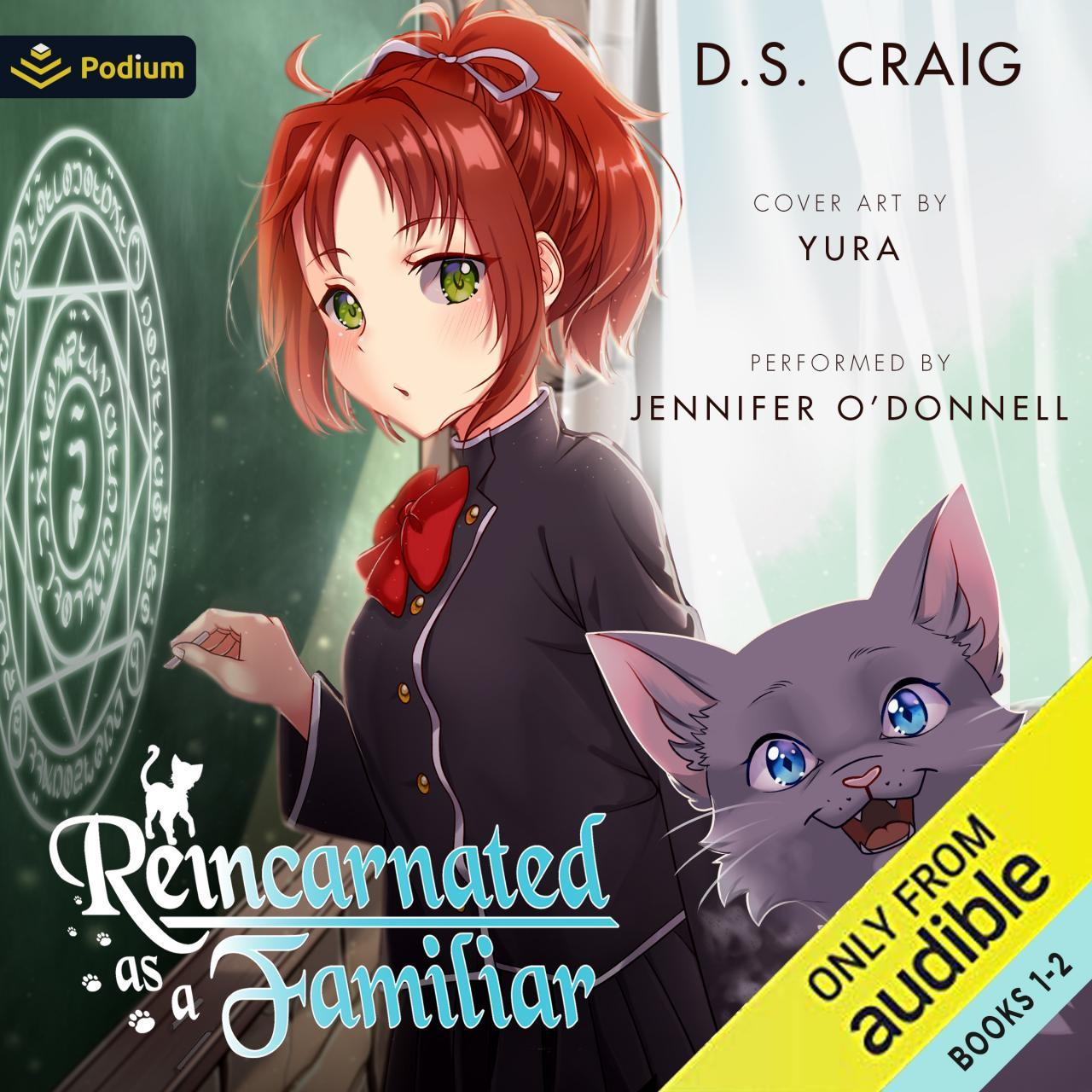 Reincarnated as a Familiar: Publisher Pack: Books 1-2